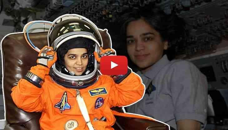 Watch: Indian-born Kalpana Chawla's last conversation from space