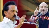 अमित शाह के 'एक राष्ट्र, एक भाषा' वाले बयान पर DMK ने PM मोदी से मांगी सफाई