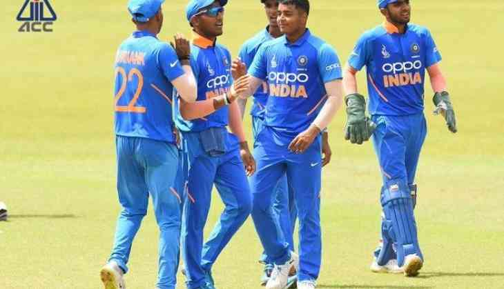 India beat Bangladesh to lift U-19 Asia Cup title