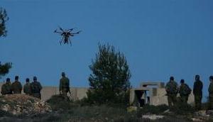 Palestinian armed forces intercept Israeli drone in Gaza strip