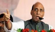 राजनाथ की पाकिस्तान को सख्त चेतावनी, कहा- आतंकवाद नहीं रोका तो उसके हो जाएंगे टुकड़े-टुकड़े