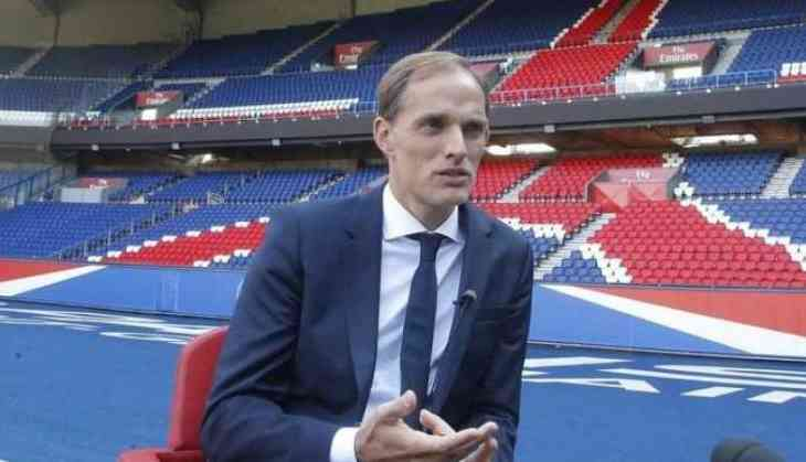We have to accept the behaviour of the fans, says PSG coach Thomas Tuchel