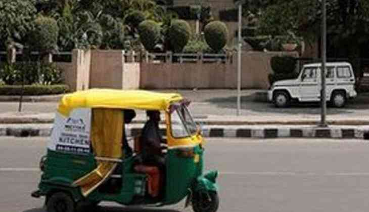 Bihar: Auto driver imposed with fine for not wearing seat belt