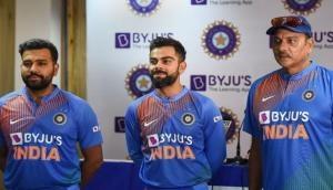 दक्षिण अफ्रीका के खिलाफ मुकाबले से पहले टीम इंडिया की जर्सी में हुआ बड़ा बदलाव, ये है वजह
