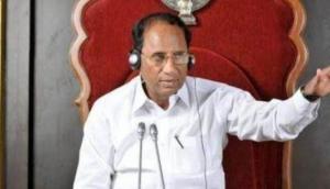 Former Andhra Pradesh Speaker Siva Prasad Rao commits suicide