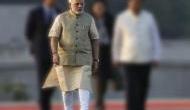 PM Modi reaches Rajouri to celebrate Diwali with troops on LoC in J-K