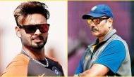 Ravi Shastri warns Rishabh Pants urges him to improve his shot selection