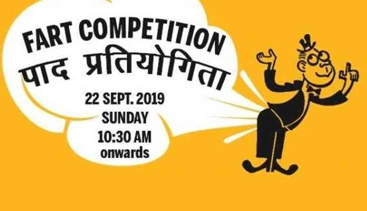 Gujarat restaurant set to hold India's first 'fart competition'