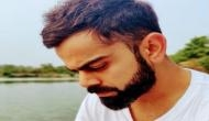 Virat Kohli shares candid picture taken by Anushka Sharma, fans notice 'A' on his t-shirt