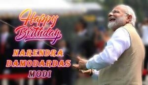 PM Modi turns 69: Birthday wishes pour in for Modi on Twitter; netizens call him 'spirit of new India'