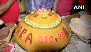 Narendra Modi Birthday: Delhi BJP chief Manoj Tiwari celebrates PM Modi's birthday at India Gate