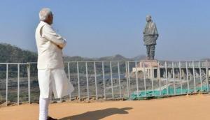 Gujarat: On 69th birthday PM Modi visits Gujarat, tweets Statue of Unity video