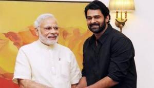 Baahubali Prabhas to launch first look of Sanjay Leela Bhansali's film on PM Modi