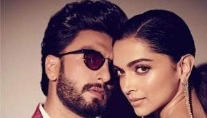 Deepika Padukone forgets introducing herself as Ranveer Singh's wife; watch her funny reaction