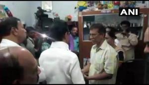 Chennai: DMK chief Stalin meets Subashree's family