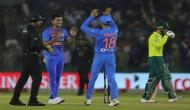 दक्षिण अफ्रीका के खिलाफ भारतीय टीम को रचना होगा इतिहास, मिला 150 रनों का लक्ष्य
