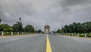 Delhi: Cloud cover provides temporary relief from sultry weather in national capital