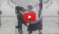 Thief tried to steal 81-years-old woman bank card; what she did after will make you salute her!