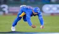 Watch: Virat Kohli displays insane athleticism to take an amazing one-handed catch