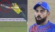 Watch: David Miller pulls off an amazing blinder, leaves Virat Kohli in awe