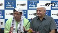 Former Jharkhand Congress chief Ajoy Kumar joins AAP