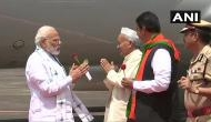Maharashtra: PM Modi reaches Nashik, to address rally ahead of Assembly polls