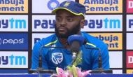 Indian team 'formidable but not unbeatable': South African batsman Temba Bavuma