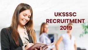 UKSSSC Recruitment 2020: 12वीं पास के लिए इन पदों पर निकली बंपर वैकेंसी, जल्द करें अप्लाई