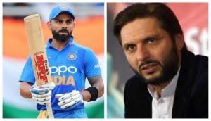 विराट कोहली का फैन हुआ ICC तो शाहिद अफरीदी ने किया ट्वीट, बोले- विराट तुम..