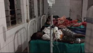 Bihar: 43 people hospitalised after eating prasad in Muzaffarpur
