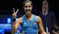 Carolina Marin cruises into semi-final after beating He Bing Jiao in China Open