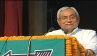 Bihar CM Nitish Kumar holds meeting over rainfall, flood alert