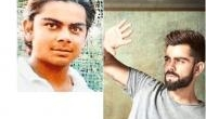 Virat Kohli shares throwback picture and he cannot look at his younger version
