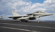 भारतीय वायुसेना में शामिल हुआ पहला राफेल लड़ाकू विमान, दुश्मन को देगा मुंहतोड़ जवाब