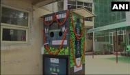 Gurugram: Municipal Corporation installs machines to dispose plastic bottles