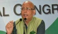 Congress leader Abhishek Manu Singhvi slams Nepal PM for claiming birthplace of Lord Rama is in Nepal