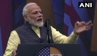 PM Modi welcomes US President Donald Trump for 'Howdy,Modi!', says 'Ab ki baar Trump sarkar'
