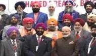 ह्यूस्टन में भारत का जलवा, कश्मीरी पंडित-दाऊदी बोहरा और सिख समुदाय पीएम मोदी ने की मुलाकात
