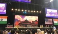 Mega event 'Howdy Modi!' kicks off with Gurbani, variety of Indian dances