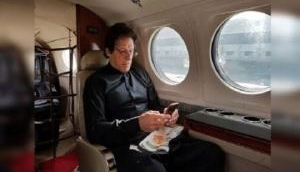 India permits Imran Khan's aircraft to use its airspace for travel to Sri Lanka