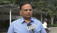 दिल्ली के स्वास्थ्य मंत्री सतेंद्र जैन की कोरोना रिपोर्ट आई पॉजिटिव, रविवार को अमित शाह के साथ मीटिंग में हुए थे शामिल