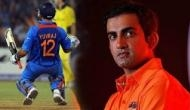 Gautam Gambhir urges BCCI: Retire jersey number 12 as an honour to Yuvraj Singh