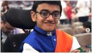 Meet the 16-year old Eminem-fan who sang the national anthem at 'Howdy Modi' event
