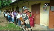 Voting for bye-elections underway in Tripura, Chhattisgarh and Uttar Pradesh