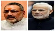 My political innings may end with conclusion of PM Modi's second term: Giriraj Singh