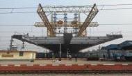 यहां बनकर तैयार है देश का दूसरा सबसे बड़ा रेलवे ओवरब्रिज, पीयूष गोयल इस दिन करेंगे उद्घाटन
