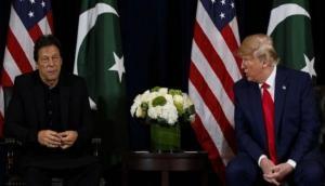 In presence of Imran Khan, Donald Trump ridicules Pakistan journalists
