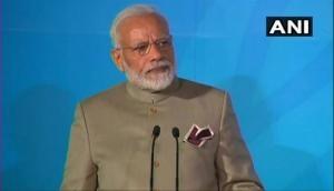 Global Goalkeeper Award belongs to crores of Indians who adopted Swachh Bharat: PM Modi