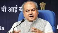 Narendra Singh Tomar on Farm Bills: Congress leadership is stunted, misleading farmers for vested interest
