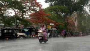 Light rains forecast in Delhi